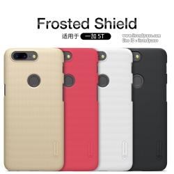 OnePlus 5T - เคสหลัง Nillkin Super Frosted Shield แท้