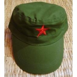 หมวกเวียดนาม ปักดาวแดง