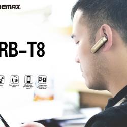 Remax T8 Bluetooth Headset หูฟังบูลทูด แท้