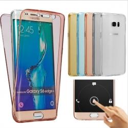 Samsung Note4 - เคสใส ประกบ TPU