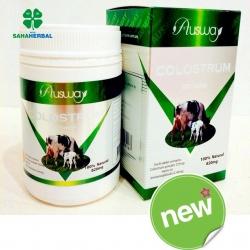 Ausway Colostrum Tablets นมเพิ่มความสูงอัดเม็ดออสเวย์ SALE 60-80% ฟรีของแถมทุกรายการ
