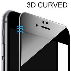 iPhone 7 Plus (เต็มจอ/3D) - กระจกนิรภัย P-One FULL FRAME แท้