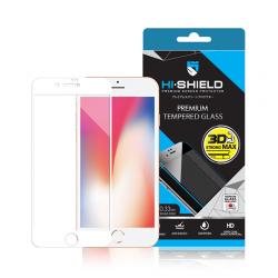 iPhone 8 Plus / 7 Plus (เต็มจอ/3D) - กระจกนิรภัย Hi-Shield 3D Strong Max แท้