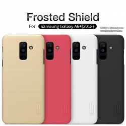 Samsung A6 Plus 2018 - เคสหลัง Nillkin Super Frosted Shield แท้