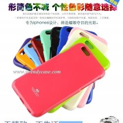 iPhone 6 Plus, 6s Plus - เคส TPU Mercury Jelly Case (GOOSPERY) แท้