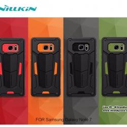 Samsung Note7 / Note FE - เคสกันกระแทก ทรงถึก Nillkin Defender 2 แท้