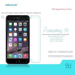 iPhone 6 Plus / 6s Plus - กระจกนิรภัย Nillkin Amazing H แท้