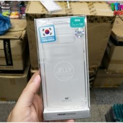 Samsung S8 Plus - เคสใส TPU Mercury Jelly Case แท้