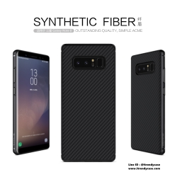 Samsung Note8 - เคสเคฟล่า Nillkin Synthetic fiber แท้