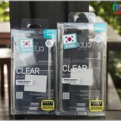 iPhone 7 - เคสใส TPU Clear Mercury Jelly Case แท้