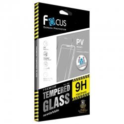 iPhone 6, 6s - ฟิลม์ กระจกนิรภัย privacy (กันเสือก) FOCUS แท้