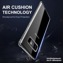 Samsung Note8 - เคสใส Rock Fence S Series TPU Soft Air Cushion แท้