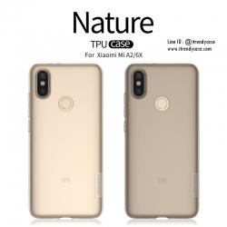 Xiaomi Mi A2 - เคสใส Nillkin Nature TPU CASE สุดบาง แท้