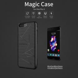 OnePlus 5 - เคสชาร์จไร้สาย Nillkin Magic Case แท้