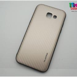 Samsung A5 2017 - เคสเคฟล่า สีทอง Premium Platina แท้