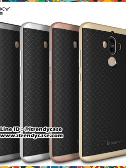 Huawei Mate9 - เคส iPAKY (PC+TPU) 2in1 Hybrid (แท้)