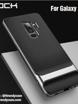 Samsung S9 Plus - ROCK ROYCE CASE เคสกันกระแทก ดีไซน์เท่ห์ๆ แท้