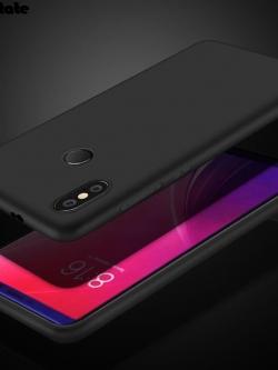 Xiaomi Redmi Note5 - เคส Matte Soft TPU Silicone case