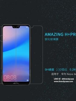 Huawei Nova 3e - กระจกนิรภัย NILLKIN Amazing H+ PRO แท้