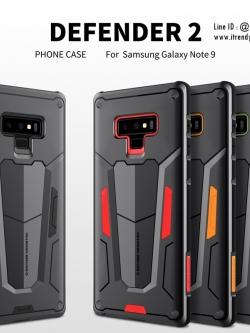 Samsung Note9 - เคสกันกระแทก ทรงถึก Nillkin Defender 2 แท้