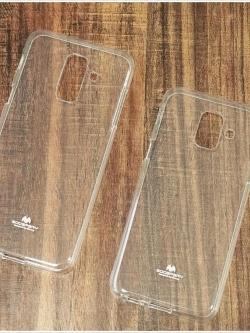 Samsung A6 Plus 2018 - เคสใส TPU Mercury Jelly Case แท้