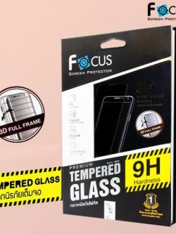 Samsung Note7 / Note FE (เต็มจอ/3D) - กระจกนิรภัย FULL FRAME FOCUS แท้