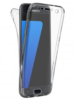 Samsung S7 Edge - เคสใส ประกบ TPU