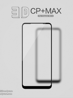 Xiaomi Mi 8 (เต็มจอ) - กระจกนิรภัย ขอบสี AMAZING CP+ Nillkin แท้