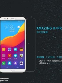 Huawei Y9 2018 - กระจกนิรภัย NILLKIN Amazing H+ PRO แท้