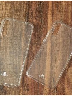 Huawei P20 Pro - เคสใส TPU Mercury Jelly Case แท้