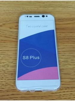 Samsung S8 Plus - เคสใส ประกบ TPU