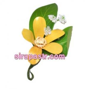 ดอกซิมปอร์-ประเทศบรูไน (ช่อดอกไม้ติดเสื้อ) **สินค้าจำนวนจำกัด**