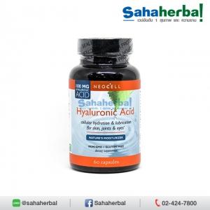 Neocell Hyaluronic Acid 100 mg. นีโอเซลล์ ไฮยาลูโรนิค แอซิด SALE 60-80% ฟรีของแถมทุกรายการ
