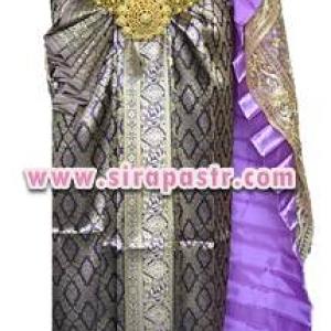 ชุดผ้าไทย BA (สไบ+ผ้าฯยาว 4 หลา*แบบจับสด) รายละเอียดในหน้าสินค้า