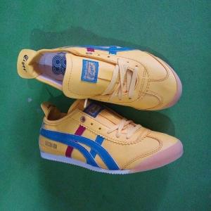 รองเท้า Onitsuka Tiger ผู้ชาย สีเหลือง