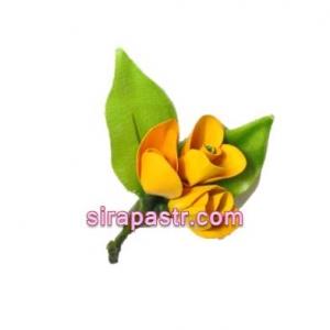 ดอกประดู่-ประเทศพม่า (ช่อดอกไม้ติดเสื้อ) **สินค้าจำนวนจำกัด**