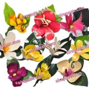 ช่อดอกไม้อาเซียน 10 ประเทศ (ชุด 10 ดอก/ประเทศ) **สินค้าจำนวนจำกัด**