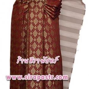 ชุดผ้าไทย TB-5 (สไบ+ผ้าฯ*แบบจับสด) *รายละเอียดในหน้าสินค้า