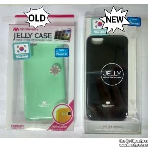 Mercury Goospery Jelly เปลี่ยนแพคเกจใหม่
