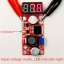 LM2596 DC-DC Adjustable Step-Down Power Supply Module buck converter Red LED display Voltmeter/ Button Switch thumbnail 7