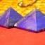 ปิรามิด ( Pyramis ) หิน Lapis Lazuli thumbnail 3
