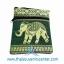 ของฝากจากไทย กระเป๋าสะพายลายช้างมินิ (แพ็ค 6 ชิ้น คละสี) thumbnail 6