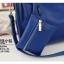 **Pre-order** กระเป๋า axixi แท้ มี 6 สี สีนำ้เงิน ครีม เขียว ชมพูบานเย็น ส้ม ดำ thumbnail 11