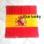 ผ้าพันคอลายธงชาติสเปน thumbnail 1