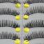 V-607 ขนตาปลอม (ขายปลีก) แพ็คละ 10 คู่ thumbnail 2