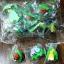 ตุ๊กตาไอซิ่งรูปเต่าทองและผีเสื้อ ( 20 ชิ้น ) thumbnail 2