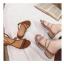 รองเท้าแฟชั่นสไตล์เกาหลี [พร้อมส่ง] thumbnail 5
