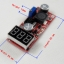 LM2596 DC-DC Adjustable Step-Down Power Supply Module buck converter Red LED display Voltmeter/ Buttan Switch thumbnail 2