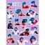 สติ๊กเกอร์พีวีซีเซต BTS LOVE YOURSELF MEMBER -ระบุสมาชิก- thumbnail 5
