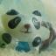 ของชำร่วยแก้วหมีแพนด้า thumbnail 1